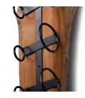 Carsani Hanging Wine Rack - Right   Wine Racks   Decor   Cielo -