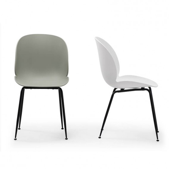 Ronan Dining Chair - White| Dining Room Chairs for Sale | Dining Room | Cielo -