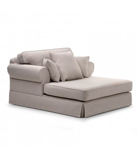Julietta Daybed - Alaska Taupe | Fabric Couches | Living | Cielo -