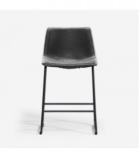 Halo Tall Bar Chair - Ebony | Dining | Bar Chairs | Dining Room Furniture | Cielo -