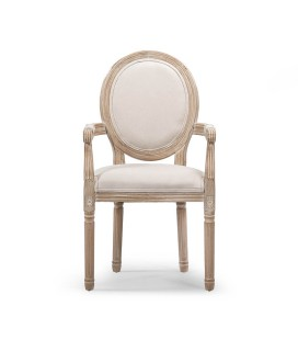 Olivia With Armrest Dining Chair | Dining Room Chairs -