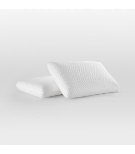 2 x Visco Pedic Classic Soft Touch Memory Foam Pillows