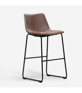 Halo Tall Bar Chair - Ginger