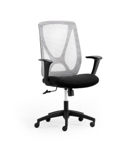 Rebel Office Chair - Grey | Office Chairs -