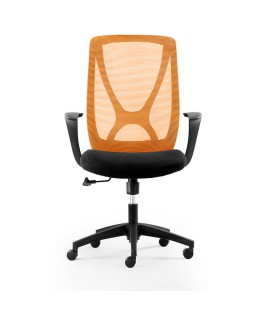 Rebel Office Chair - Orange   Office Chairs -
