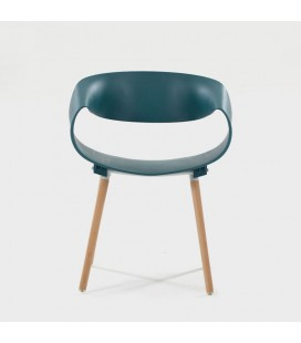 Wyatt Dining Room Chair - Teal