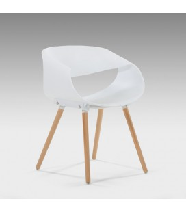 Wyatt Dining Room Chair - White