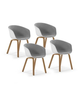 Joel Dining Chair - Set of 4 | Dining Room Chairs for Sale -