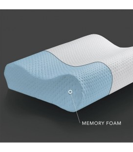 VPP-CO-L - Contour - Memory Foam Pillow -