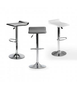 Nina Pvc Gas Lift Bar Chair | Bar Chairs for Sale -