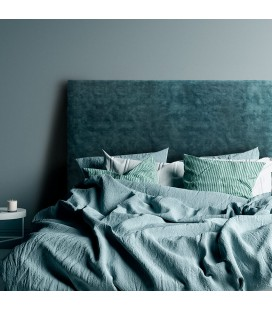 Tiffany Headboard - Single - Aged Teal