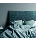 Tiffany Headboard - Queen - Aged Teal