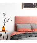 Tiffany Headboard - Queen - Aged Mineral Pink