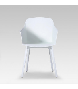 Parker Dining Chair - White -