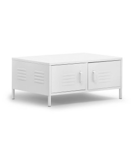 Gable Coffee Table - White -