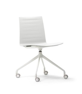 Ray Office Chair - White | Office Chairs -