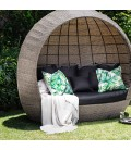 Tuscany Patio Daybed - Stone -