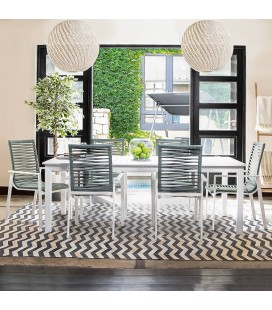 Rosetta Patio Dining Table