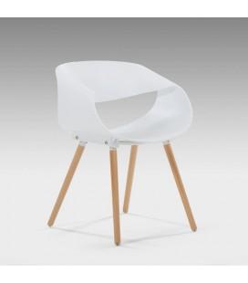 Wyatt Dining Room Chair -White -
