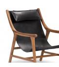 Harbin Armchair - Black | Armchairs -