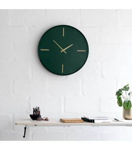 Tatum Wall Clock - Green