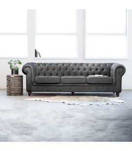 Clairfield Couch - Dark Grey | Couches -