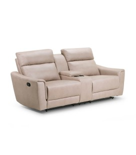 Morris Ultra 2 Seater with Console - Driftwood -