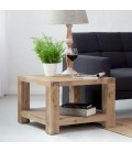 VCER2-LT - Vancouver Acacia Wood Side Table -