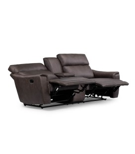 Morris Ultra 2 Seat Recliner with Console - Mercury -
