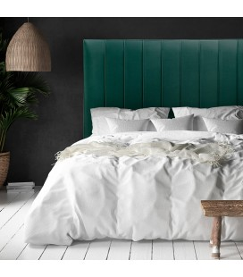 Harlem Headboard - Queen | Velvet Teal