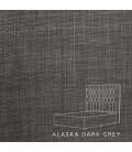 Catherine Bed - Double | Alaska Dark Grey