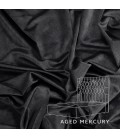 Catherine Bed - Queen XL | Aged Mercury