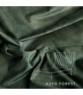 Madison Bed - Single XL | Aged Forest