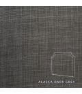 Rachel King Headboard | Alaska Dark grey