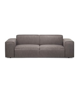 Jagger 3 Seater Couch - Ash -