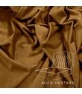 Charlotte bed - Single XL | Aged Mustard