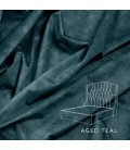 Charlotte bed - Single XL | Aged Teal