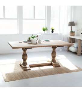 Bordeaux 1.9M Dining Table | Dining Room Tables -