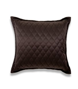 Quilt Chocolate Scatter Cushion