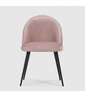 Eliana Dining Chair - Pink -