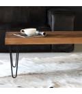 Dercetas Herringbone Coffee Table