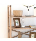Vancouver Room Divider and Display Shelf -