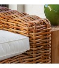 JTB-J103453-B - Portland Wicker Sofa - 3 Seater -