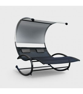 Sergio Double Rocking Lounger