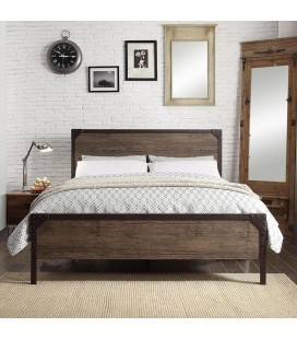 HCX-M151-DB - Cecily Bed - Double -