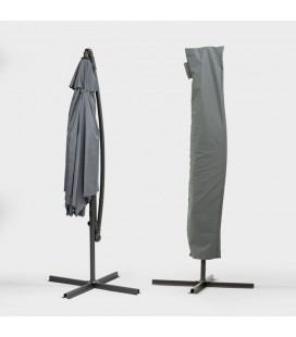 Cantilever Umbrella Protective Cover grey -