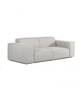 Jagger 3 Seater Couch - Stone -