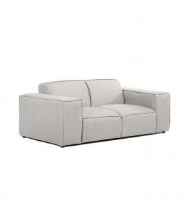 Jagger 2 Seater Couch - Stone -