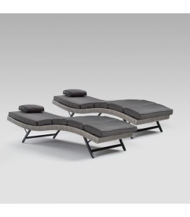 Sydney Pool Lounger - Set of 2