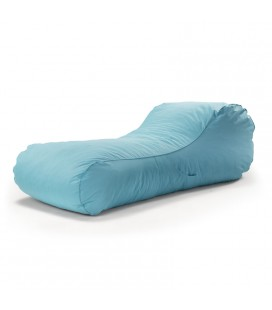 Paxton Bean Bag Lounger aqua -